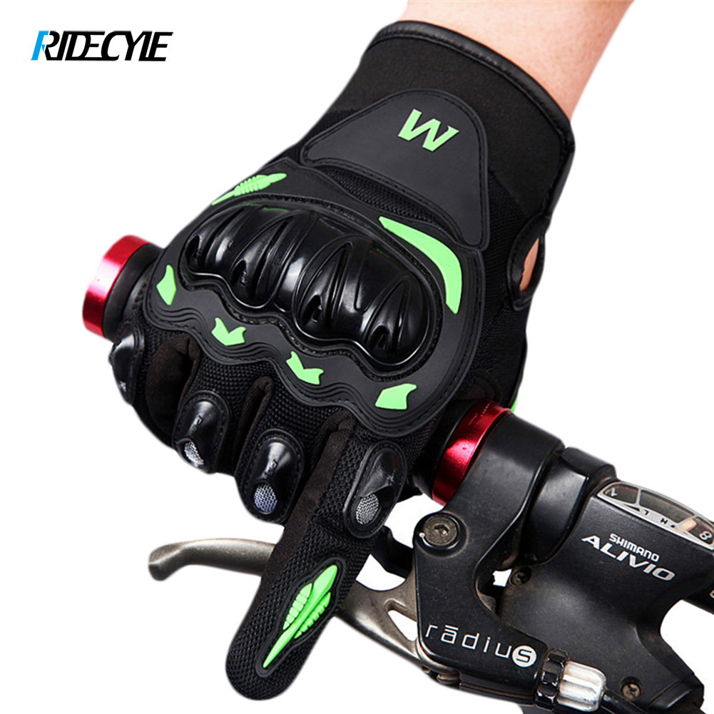 RIDECYLE Cycling Gloves Full Finger Gel Motocycle MTB Road Bike Bicycle Riding Mittens Gants Velo Guantes Luva Ciclismo racmmer cycling gloves guantes ciclismo non slip breathable mens
