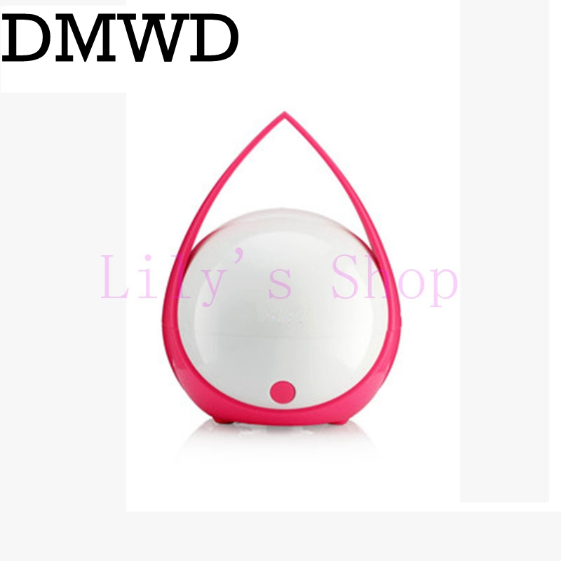 DMWD Steamed Eggs Device Multifunction Poacher Boil Electric Egg Cooker Boiler Steamer Automatic Power-off Kitchen Cooking Tools multifunctional electric egg boiler cooker mini steamer poacher breakfast cooking tools machine kitchen utensils