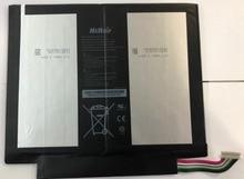 8800mah/9100mah MLP3276120-2P  Battery For Verizon Ellipsis 10 Tablet McNair