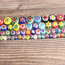 Lan Li fashion natural Jewelry Circular disc chamilia beads DIY woman bracelet necklace ear stud accessories