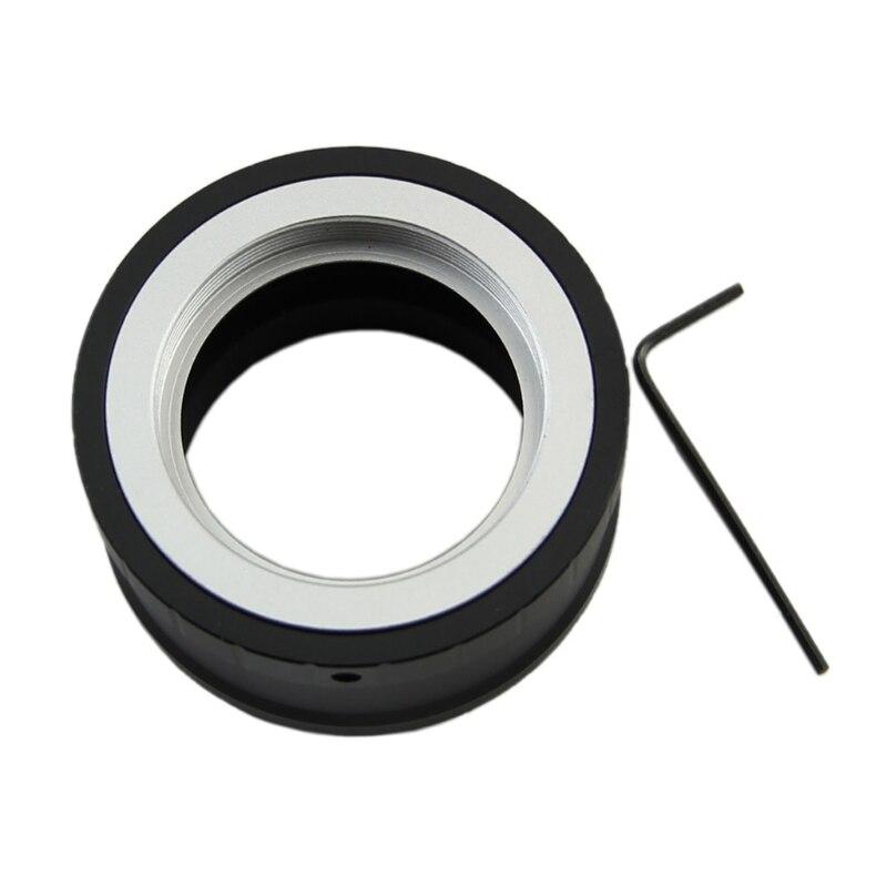 OOTDTY M42 Screw Camera Lens Converter Adapter For SONY NEX E Mount NEX 5 NEX 3 NEX VG10 in Lens Adapter from Consumer Electronics