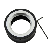купить OOTDTY M42 Screw Camera Lens Converter Adapter For SONY NEX E Mount NEX-5 NEX-3 NEX-VG10 по цене 188.09 рублей