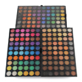 Cool Beautiful 180 Full Colors Eyeshadow Cosmetics Mineral Make Up Pro Shimmer Makeup Pigment Eye Shadow Palette Kit Natural A+
