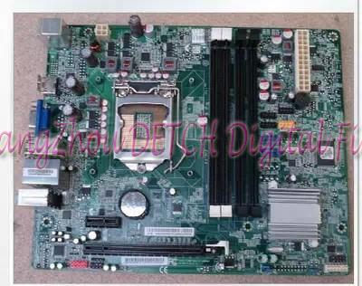 ФОТО H57D02 1156 chassis motherboard dedicated motherboard on common chassis