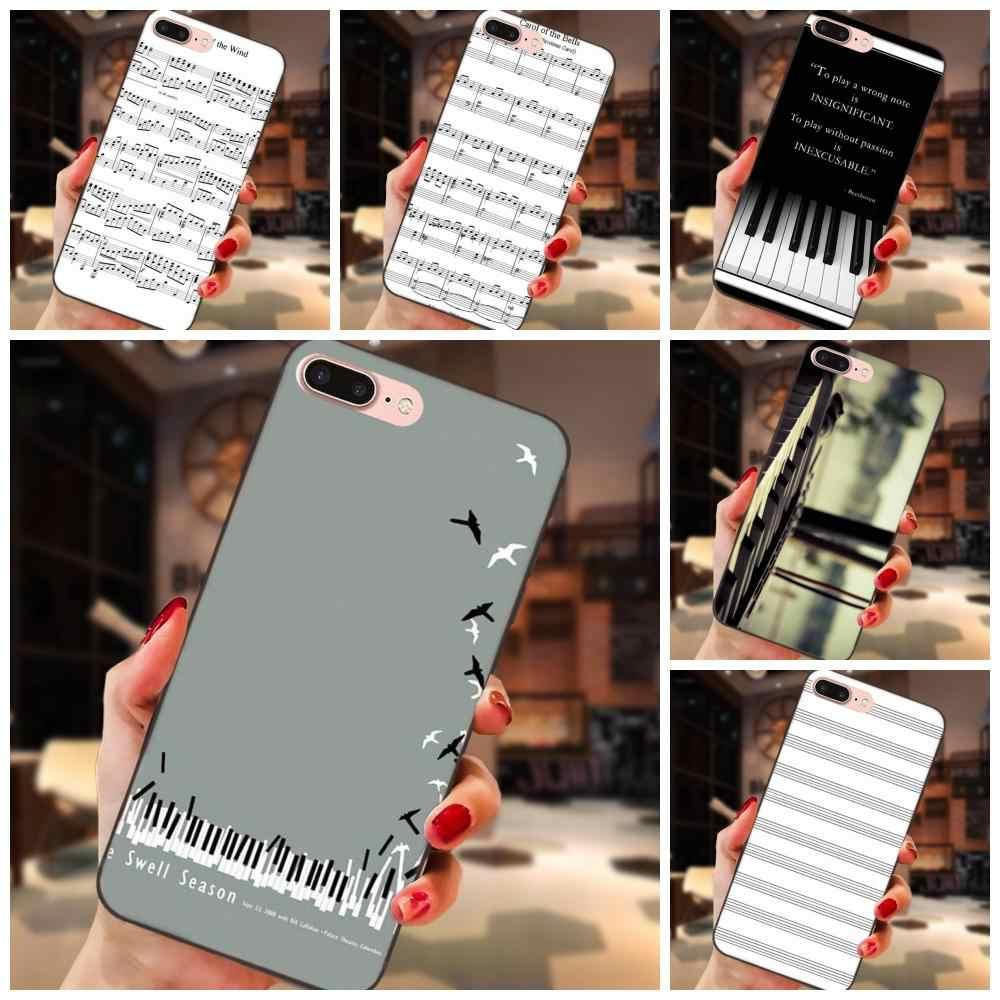 Lavaza Music piano keyboard Case for Samsung Galaxy S10 S10E
