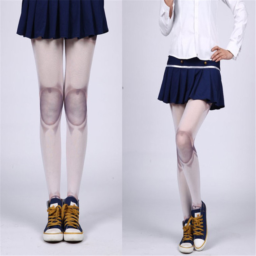 CHAMSGEND 1PC Women Jointed Doll BJD Tights Pantyhose Lolita Cosplay Joint Drop Shipping 1F6