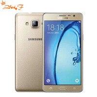 Оригинальный Samsung Galaxy On5 g5500 8 ГБ Встроенная память 4G LTE Мобильного Телефона 8MP Android сотовый телефон