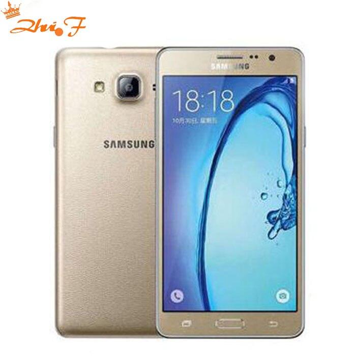 Original samsung galaxy On5 G5500 8 GB Rom 4G LTE teléfono móvil 8MP Android Teléfono Celular