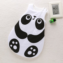 цена на Baby Sleeping Bag Sleeveless Baby Slaapzak Newborn Sleeping Sack Kids Sleepsack Uyku Tulumu Winter Sleep Sack