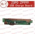 ZOPO ZP999 USB Зарядка Штекер Плата С Микрофон Микрофон Замена для ZOPO ZP999 ZOPO 3X Сотовых Телефонов В Наличии Бесплатная Доставка доставка