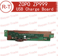 ZOPO ZP999 USB Charge Plug Board With Mic Microphone Replacement For ZOPO ZP999 ZOPO 3X Cell Phones In Stock Free Shipping
