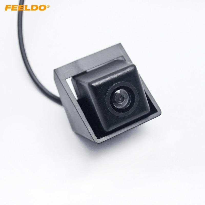 FEELDO 1Set Special Rear View Car Camera For SsangYong Korando 2011~Present Reverse Backup Camera