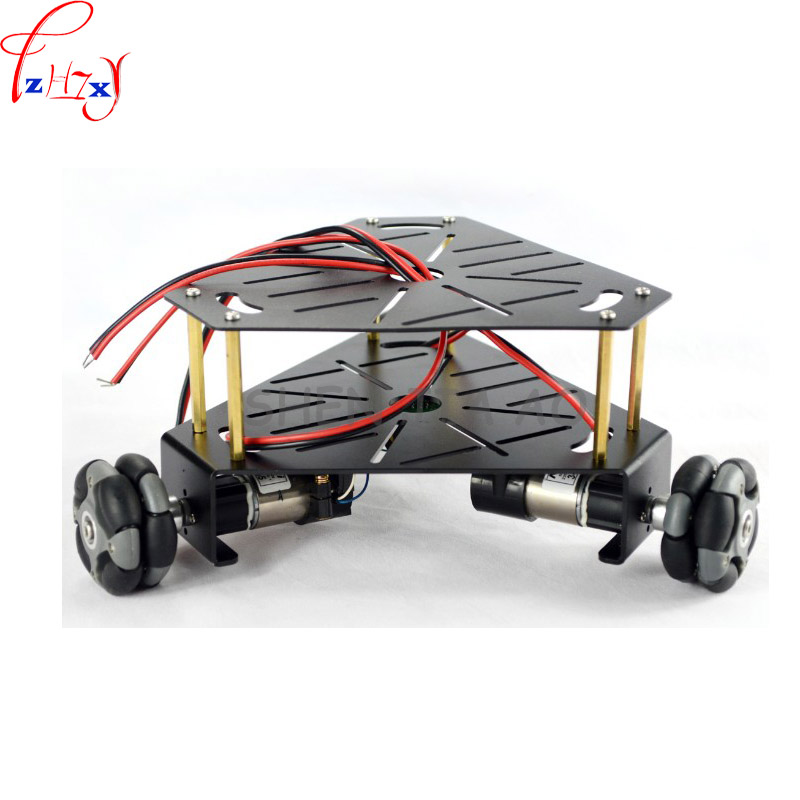 DC 12V 48mm Omnidirectional Machine Chassis Chassis Kit (with encoder) 15001B 1PCDC 12V 48mm Omnidirectional Machine Chassis Chassis Kit (with encoder) 15001B 1PC