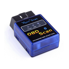 New Vgate ELM 327 ELM327 Wireless Bluetooth OBD2 OBD Scan OBD-II Car Diagnostic Tool V2.1 Support For Android CY410-CN