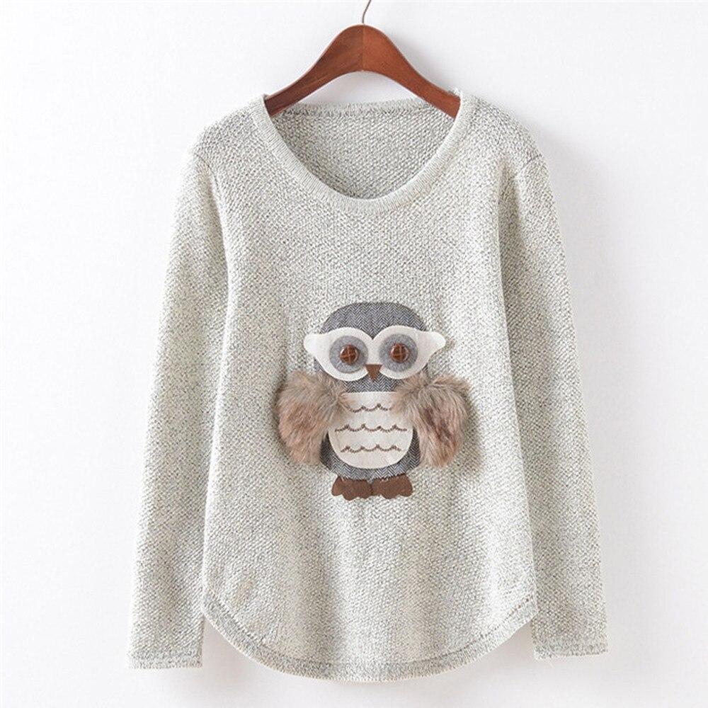 Compra owl jumper y disfruta del envío gratuito en AliExpress.com