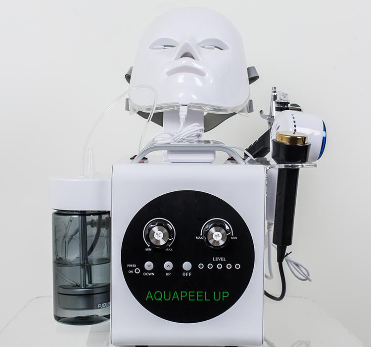 Beauty And Personal Care Skin Deep Cleaner Water Peeling Bottle Facial Device/oxygen Face Peeling Machine