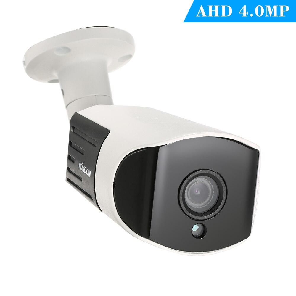 KKmoon 1080P 2.0MP AHD CCTV Dome CCTV Camera Metal Shell Waterproof Plug /& Play
