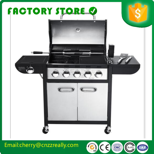 Free Shipping By Air Smoke Electric Charcoal Barbecue Grill Pits With Lava Rock Indoor Kitchen Restaurant
