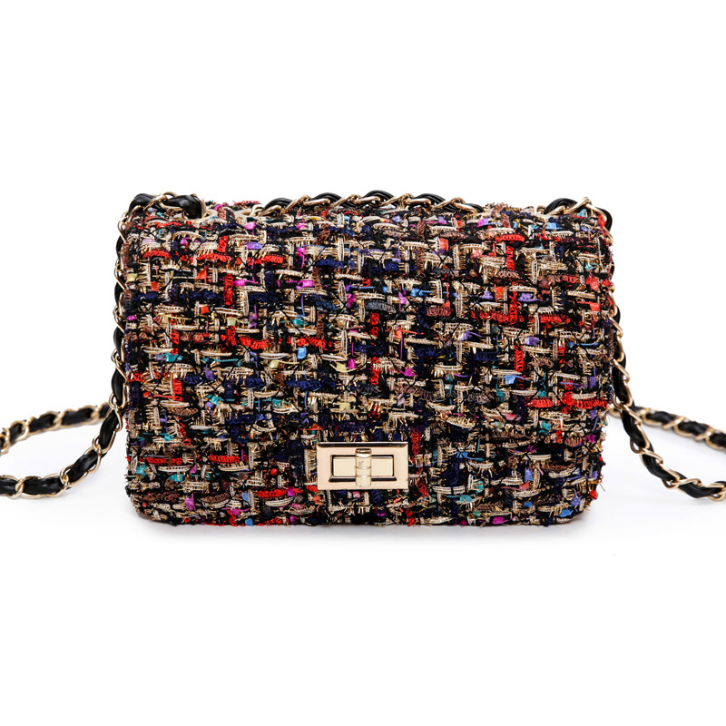 Flax Leather Mini Women Crossbody bags Small Women Bag Messenger Shoulder Sling Purse Lady Handbag