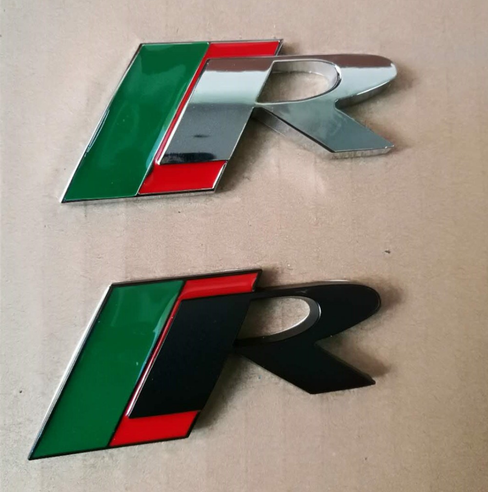 1X 3D Металлическая Автомобильная наклейка, эмблема, автомобильный значок, наклейка для Jaguar R, логотип, X-TYPE, XE, XF, XJ, XK, XJR, XFR, аксессуары для автом...
