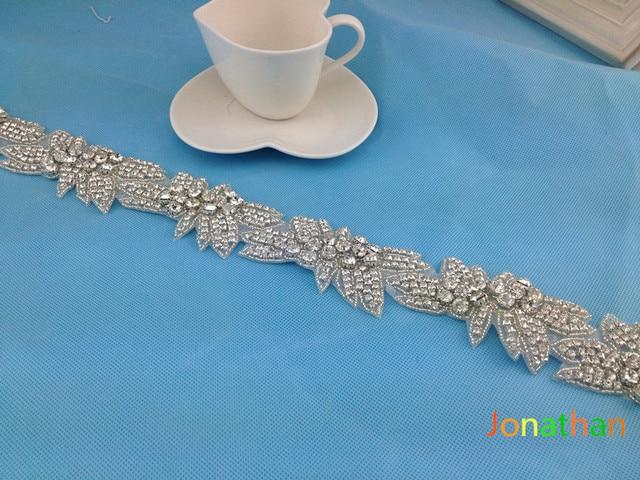 Free shipping vintage leaf Bridal Belt wedding dress sash cheap ...