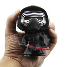 Star War Darth Vader Kylo Ren Yoda Phasma Darth Maul BB-8 Action Figure Bobble Head