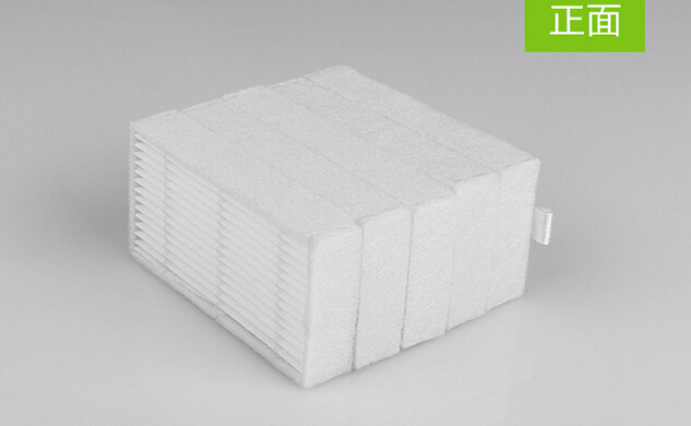 hepa filter CR120   size 80X42X15MM