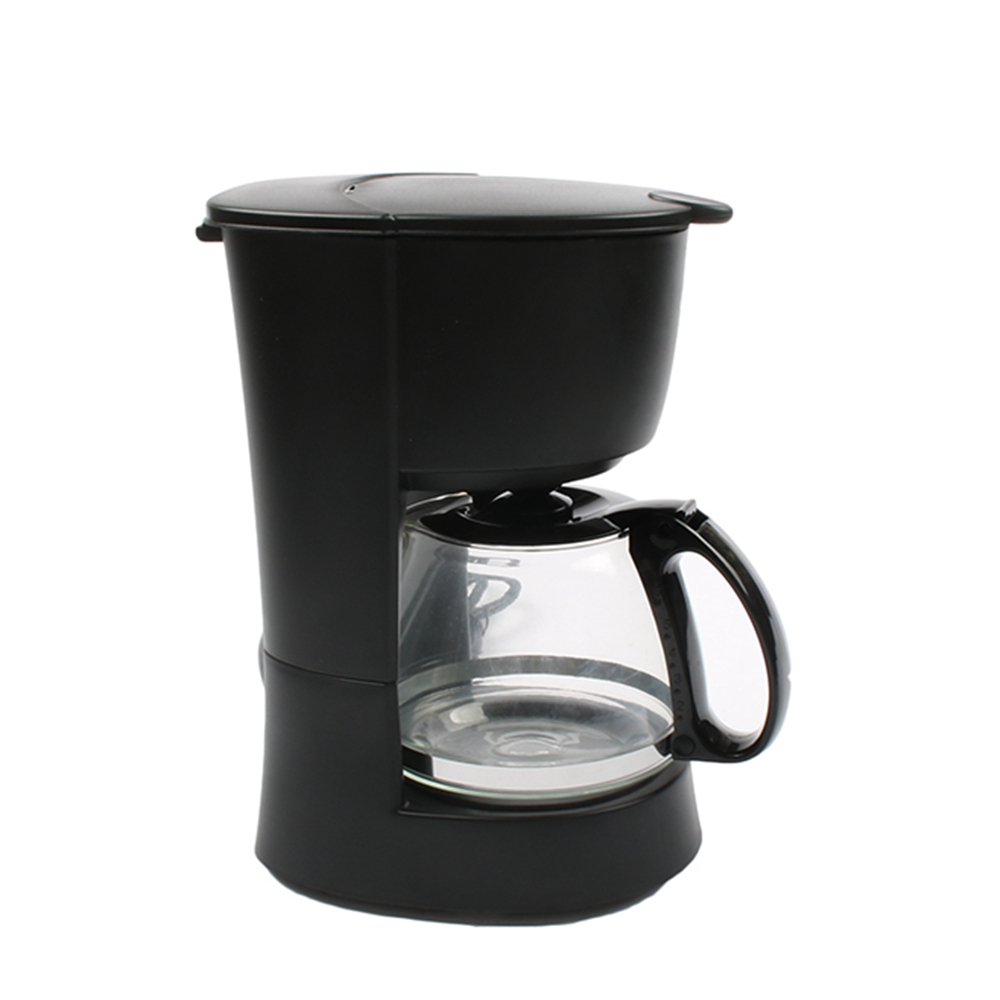 купить DMWD 600ML American Coffee Maker Mini Automatic Drip Coffee Machine Teapot Coffee Pot For Office And Household Top Quality 220V онлайн