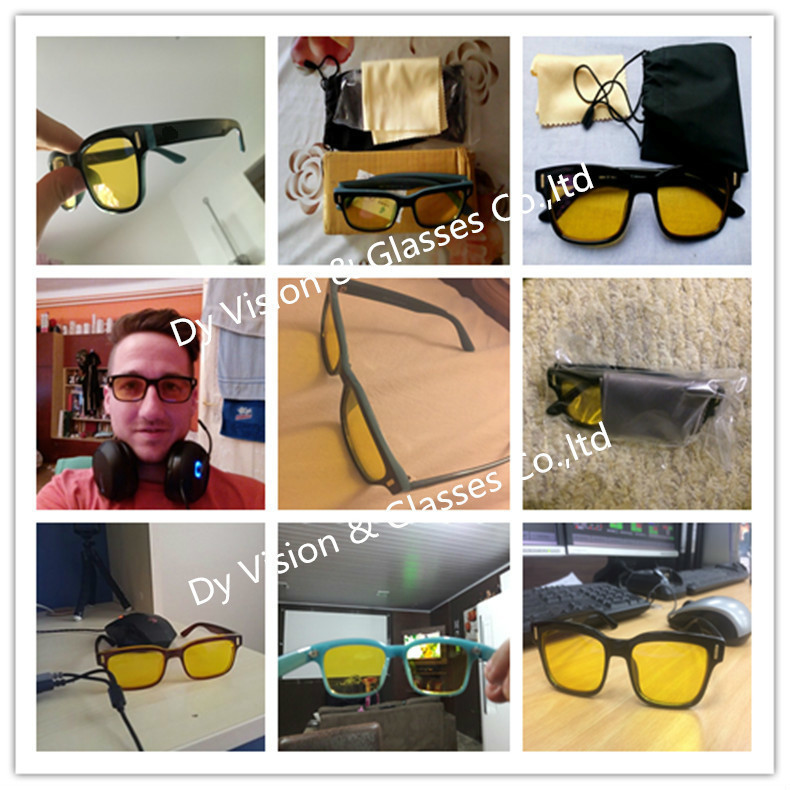 2017 Eyewear Glassess Anti-Glare Uv Anti Blue Rays Gaming - Kledingaccessoires - Foto 3