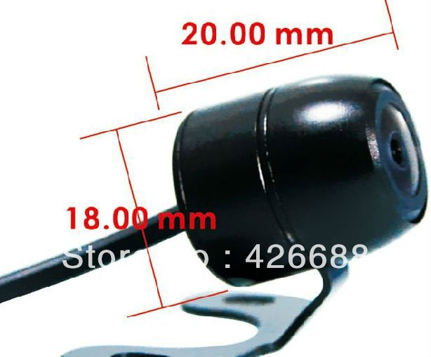 Hot selling Reverse Camera CCD car rearview camera for every kinds of cars,Best car accessaries store,Free Shipping