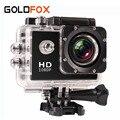 7 Color Choose GOLDFOX SJ 4000 720P HD Waterproof Sports DV Action mini Camera Helmet Bike Car CAM mikro kamera
