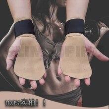 WOD wrist wraps/palm protector Kettlebells/ Powerlifting/wrist gloves /Chin, Ups/ Pull Ups