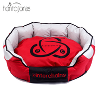 HANTAJANSS Dog Bed Cozy Soft Cute Pet Dog House Winter Cotton Warm Cat Dog House Foldable Nest Kennel For Cat Puppy High Quality