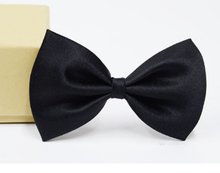Classic Fashion Novelty Mens and children Adjustable Tuxedo wedding bow tie mens(China)