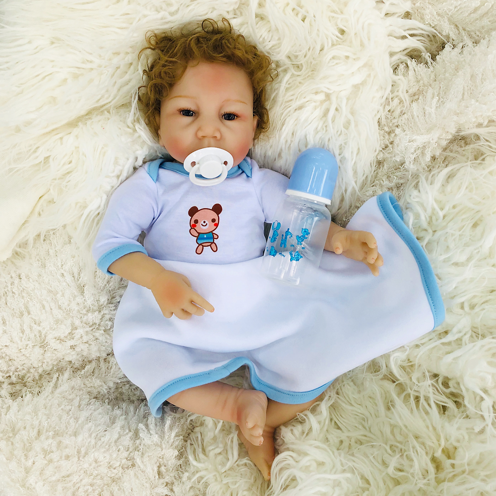 45cm Soft Silicone Reborn babies Dolls real reborn boy collectible doll Lifelike Baby Alive Dolls Kids Playmate kids toys baby 45cm Soft Silicone Reborn babies Dolls real reborn boy collectible doll Lifelike Baby Alive Dolls Kids Playmate kids toys baby