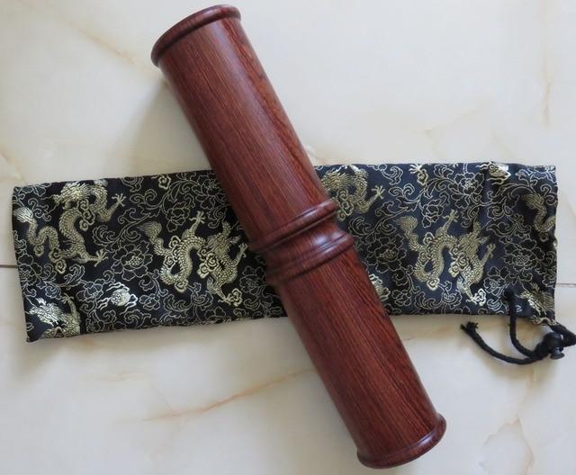 Палка для занятия упражнениями тай-цзи палка кунг-фу/Единоборства деревянная таичи палочка для тайцзи здоровье бар розовое дерево высокого качества