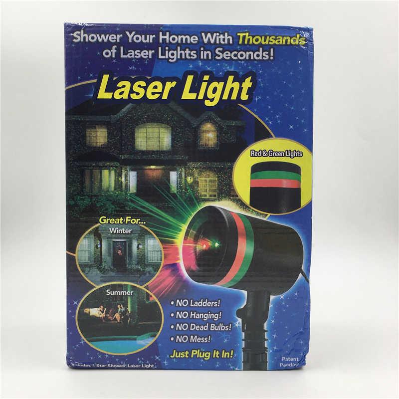 Nieuwste Moving Volledige Sky Star Laser Projector Landschap Verlichting Blue & Green Led Podium Licht Outdoor Gazon Laser Lamp In eu Vs Au Uk