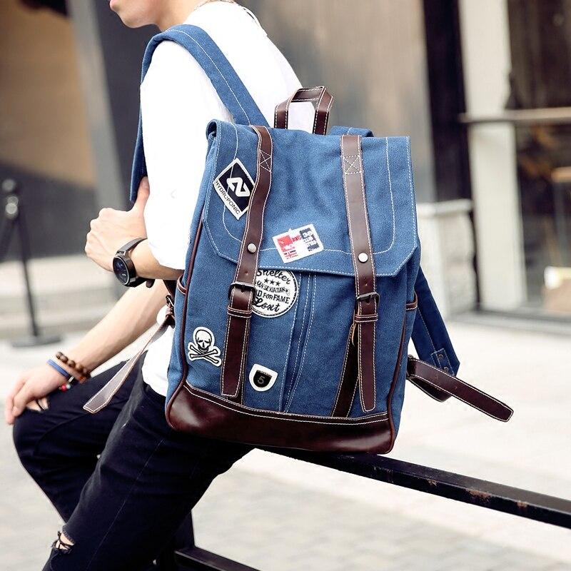 ФОТО Tidog New men backpack college students wind bag computer backpack