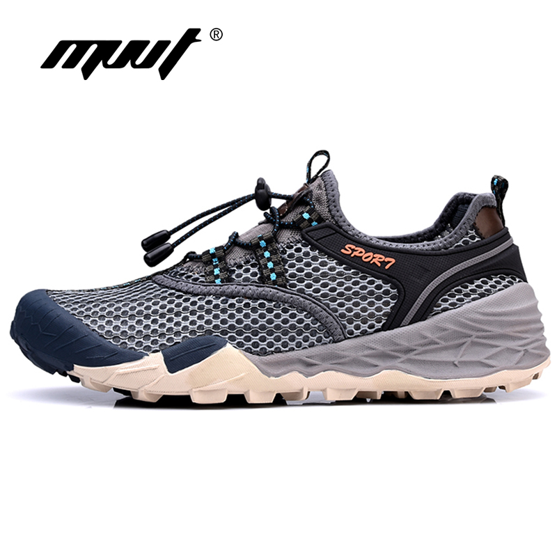 MVVT Brand Summer Hiking Shoes Breathable Outdoor Sport Shoes Quick-dry Sneakers Men ShoesMVVT Brand Summer Hiking Shoes Breathable Outdoor Sport Shoes Quick-dry Sneakers Men Shoes