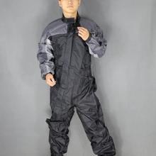 Мужская одежда для езды на мотоцикле, цельная рабочая одежда, одежда для автомобильных гонок, один плащ, комбинезон, костюмы для певцов больших размеров
