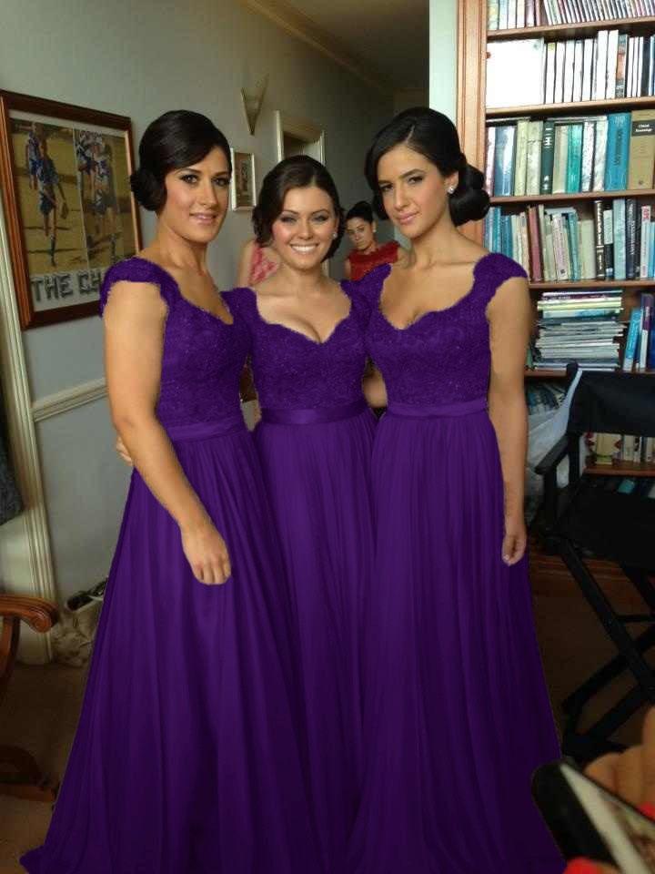 Increíble Vestidos De Damas De Honor Próximos Colección de Imágenes ...