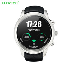 Floveme vintage bluetooth smart watch gps sim karte call reminder sport smartwatch passometer intelligente uhr electronicdevices