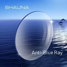 SHAUNA 1,56 1,61 1,67 1,74 по рецепту CR-39 смолы Асферические стекла линзы от близорукости дальнозоркости дальнозоркость, оптические линзы для объектива