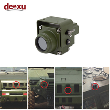 HD Infrared Thermal Imaging Camera Off road Vehicle Advanced Night Vision Driving Searching infrared thermal imager 9-30V DC