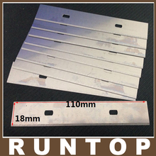 10pcs Blade for OCA Glue Remove Machine 110mm x 18mm
