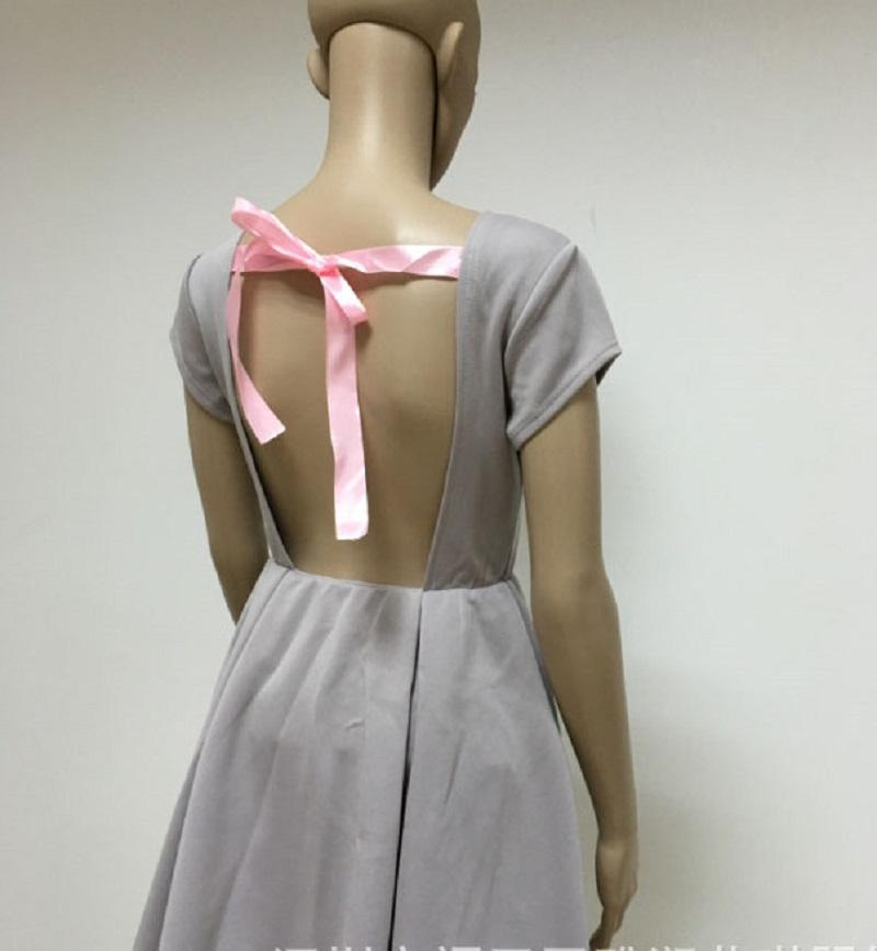 HTB19 S6OVXXXXXzaFXXq6xXFXXXp - FREE SHIPPING Women Backless Summer dress Bandaged Mini Dress JKP253