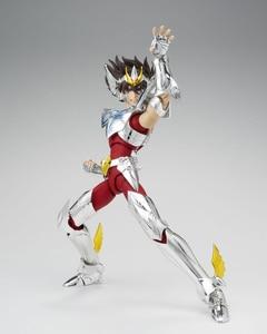 """Image 3 - 100% orijinal BANDAI ruhları Tamashii milletler Saint bez efsane aksiyon figürü Pegasus Seiya (cennet bölüm) çinden """"aziz Seiya"""""""