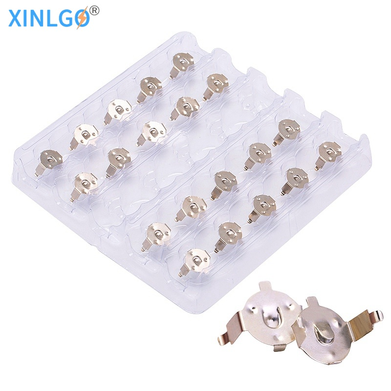20pcs Ag13 Lr44 357 303 Sr44 Battery Connector Battery Clip