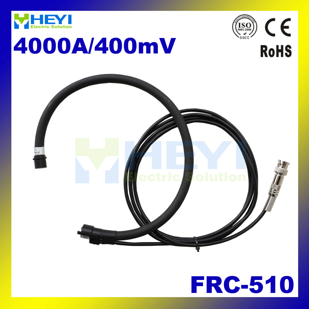 light flxible ct FRC-510 Input : 1~4000A Output : 400mV Flexible Rogowski Coil with BNC connectorlight flxible ct FRC-510 Input : 1~4000A Output : 400mV Flexible Rogowski Coil with BNC connector