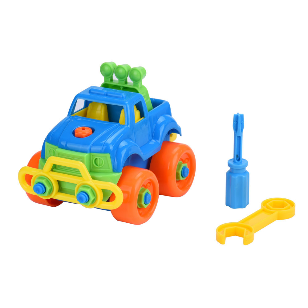 Christmas Gift Disassembly Truck Design Educational toys for children Education Toy Baby Toys & Games Children